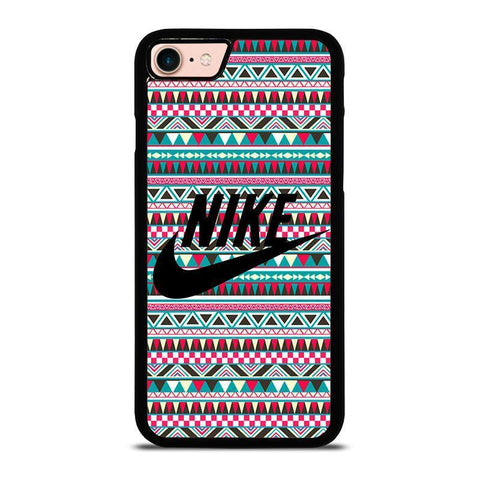 NIKE AZTEC NEW LOGO-iphone-8-case-cover