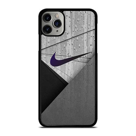 NIKE SLICED LOGO iPhone 11 Pro Max Case Cover