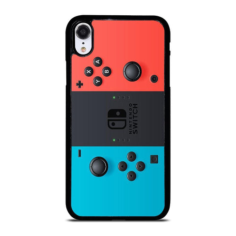 NINTENDO SWITCH CONTROLLER iPhone XR Case Cover