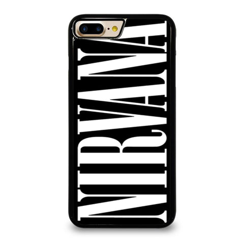 NIRVANA ROCK BAND LETTER iPhone 7 Plus Case Cover