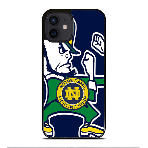 NOTRE DAME FIGHTING IRISH iPhone 12 Mini Case Cover