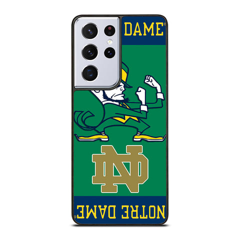 NOTRE DAME FIGHTING Samsung Galaxy S21 Ultra Case Cover
