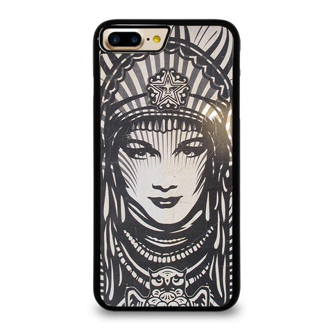 OBEY CLOTHING LOGO WOMAN iPhone 7 Plus Case Cover
