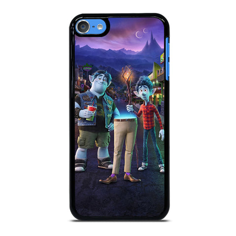 ONWARD MOVIE ANIMATION iPod Touch 7 Case Cover