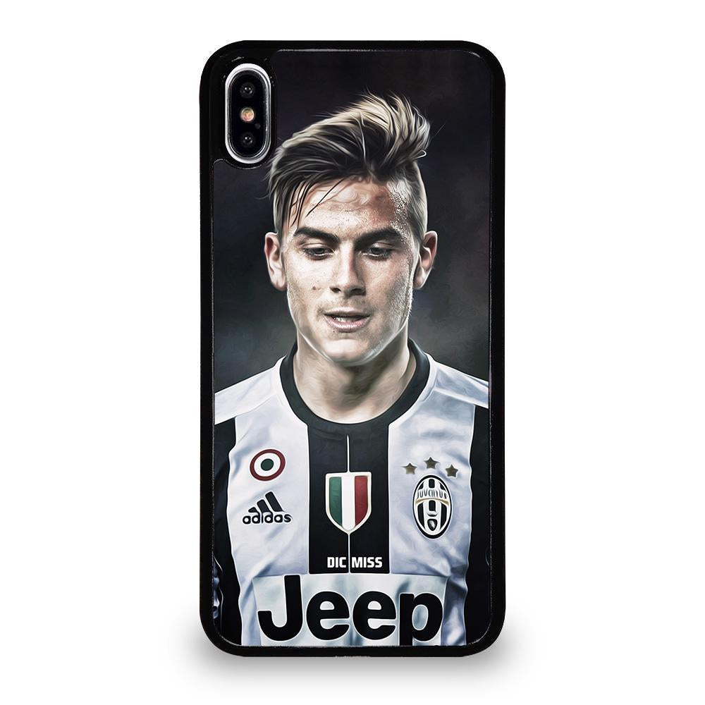 PAULO DYBALA JUVENTUS iPhone XS Max Case Cover - Favocase