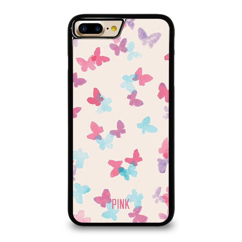 PINK NATION BUTTERFLY BRUSH iPhone 7 Plus Case Cover