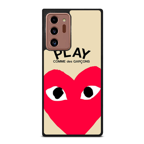PLAY COMME DES GARCONS Samsung Galaxy Note 20 Ultra Case Cover