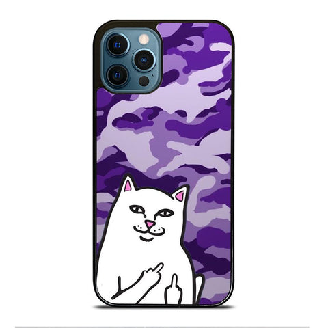 RIPNDIP CAMO iPhone Case Cover