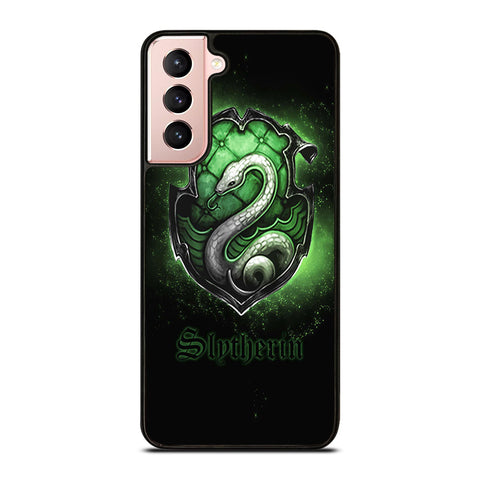 SLYTHERIN LOGO Samsung Galaxy S21 Case Cover