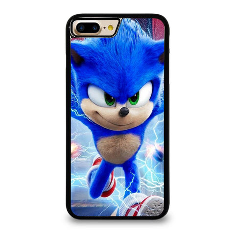 SONIC THE HEDGEHOG MOVIE iPhone 7 Plus Case Cover