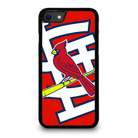 ST. LOUIS CARDINALS BASEBALL iPhone SE 2020 Case Cover