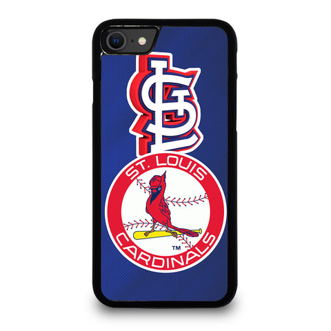 ST. LOUIS CARDINALS iPhone SE 2020 Case Cover