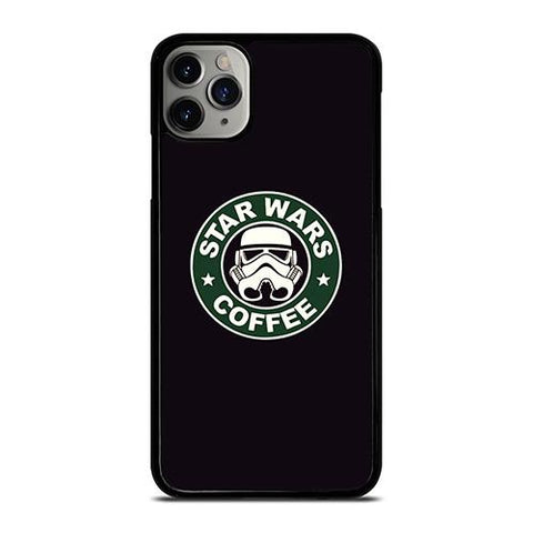 STARBUCKS COFFEE STAR WARS iPhone 11 Pro Max Case Cover