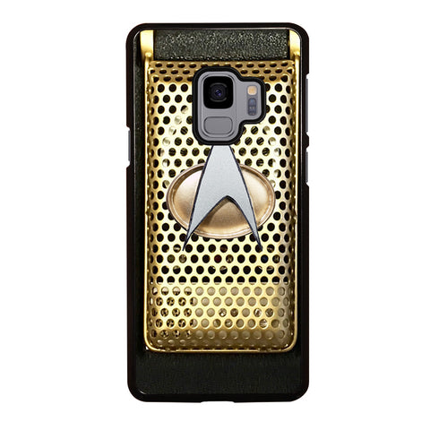 STAR TREK COMMUNICATOR Samsung Galaxy S9 Case Cover