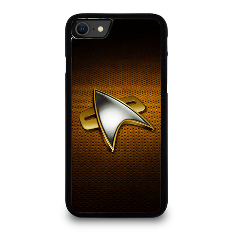 STAR TREK GOLD LOGO iPhone SE 2020 Case Cover