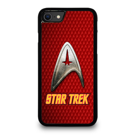 STAR TREK LOGO iPhone SE 2020 Case Cover