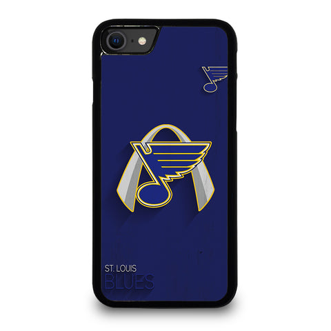 ST LOUIS BLUES LOGO iPhone SE 2020 Case Cover