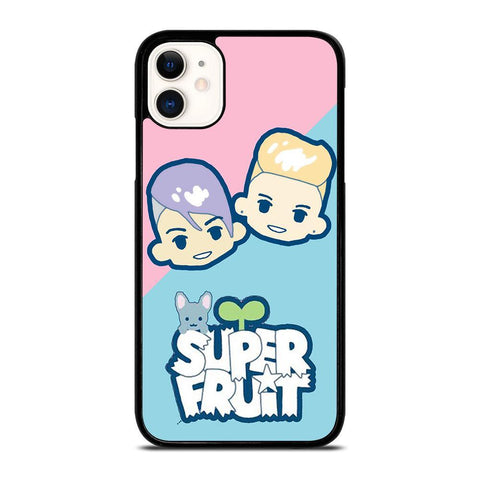 SUPERFRUIT FUNNY-iphone-11-case-cover
