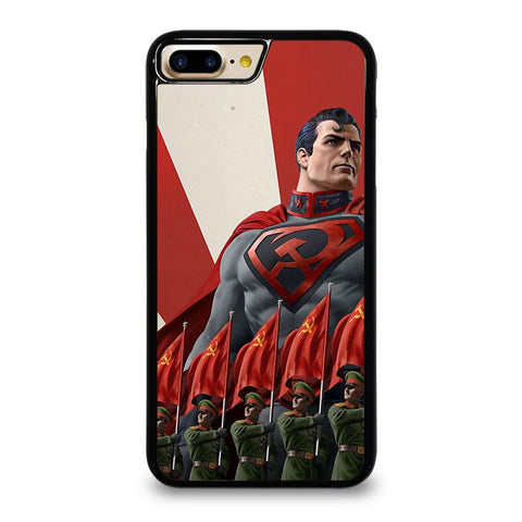 SUPERMAN RED SON DC COMICS iPhone 7 Plus Case Cover