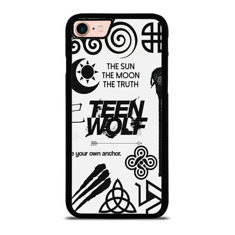 TEEN WOLF LOGO iPhone 8 Case Cover
