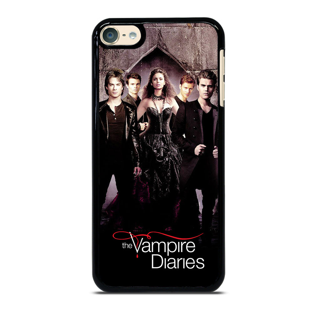 THE VAMPIRE DIARIES 2 iPod Touch 6 Case Cover - Favocase