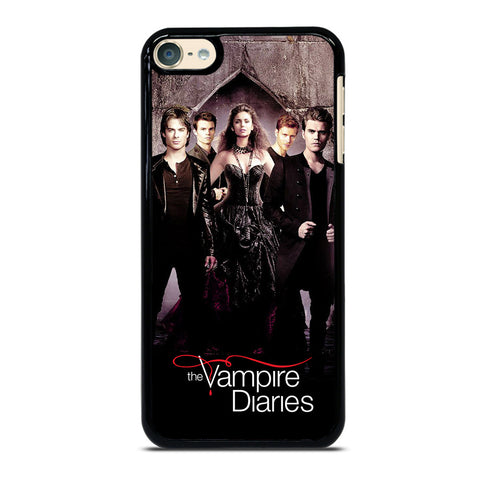 THE VAMPIRE DIARIES 2 iPod Touch 6 Case Cover