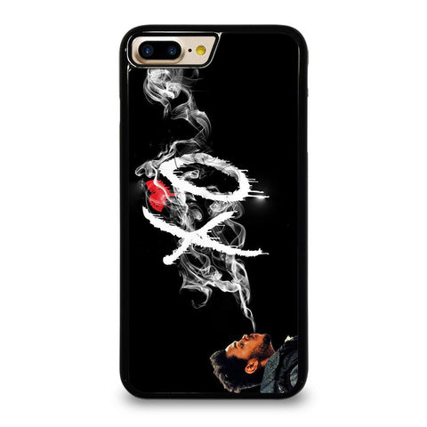 THE WEEKND XO SMOKED LOGO iPhone 7 Plus Case Cover