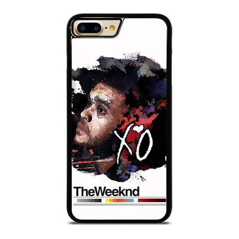 THE-WEEKND-XO-iphone-7-plus-case-cover
