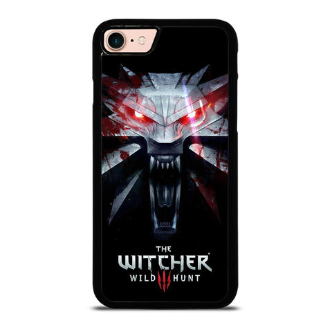 THE WITCHER WILD HUNT iPhone 8 Case Cover