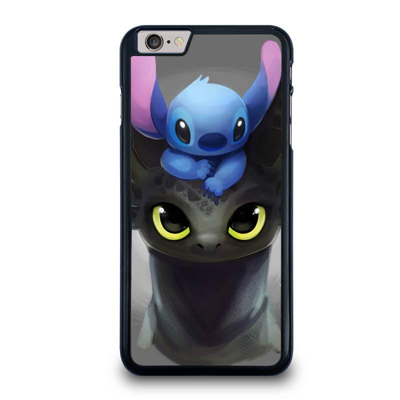 TOOTHLESS AND STITCH iPhone 6 / 6S Plus Case Cover - Favocase