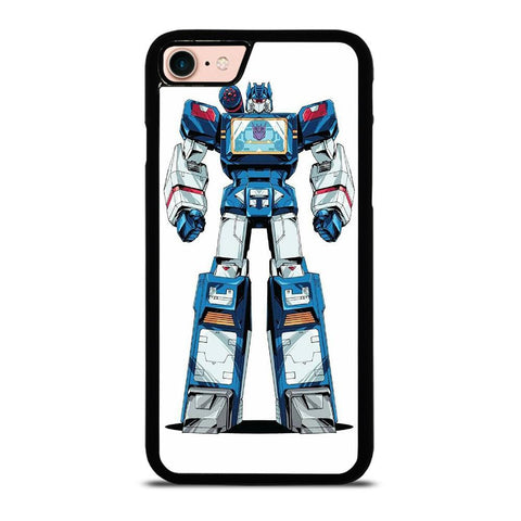 TRANSFORMER SOUNDWAVE iPhone 8 Case Cover