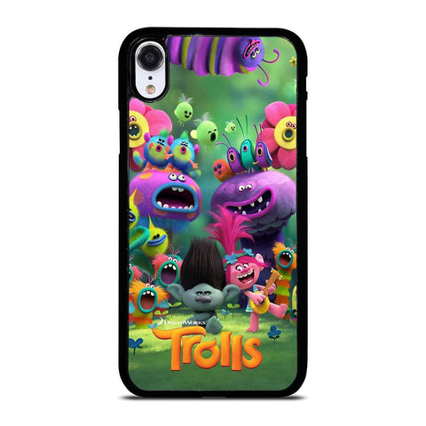 TROLLS CARTOON iPhone XR Case Cover
