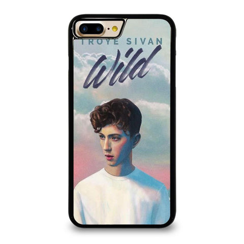 TROYE SIVAN WILD SONG COVER iPhone 7 Plus Case Cover