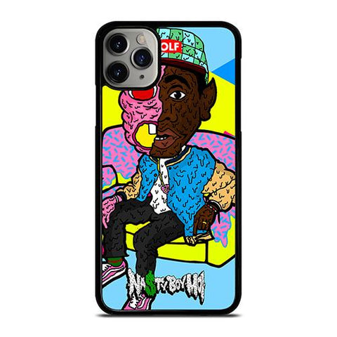 TYLER THE CREATOR GOLF WANG iPhone 11 Pro Max Case Cover