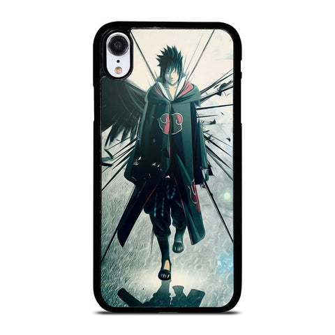 UCHIHA SASUKE NARUTO iPhone XR Case Cover