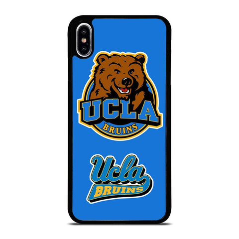 UCLA BRUINS LOGO iPhone XS Max Case Cover