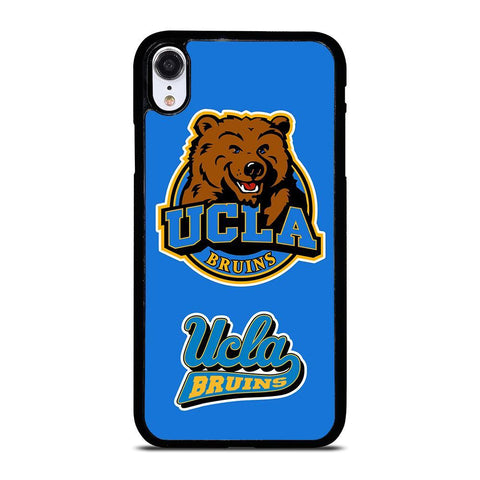 UCLA BRUINS LOGO iPhone XR Case Cover