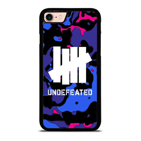 UNDEFEATED CAMO LOGO iPhone 8 Case Cover