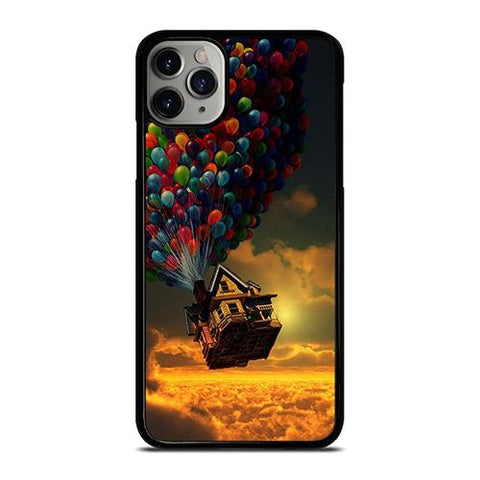 UP BALLOON HOUSE DISNEY MOVIE iPhone 11 Pro Max Case Cover