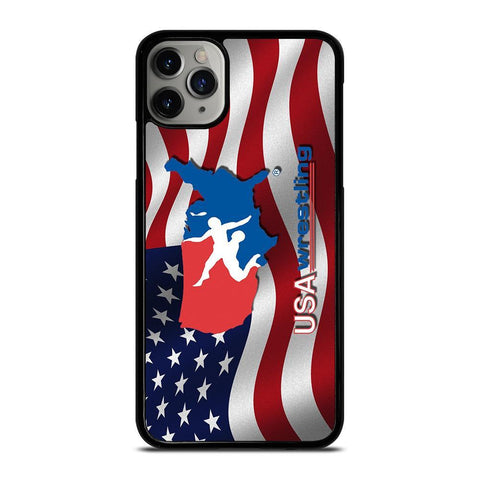 USA WRESTLING-iphone-11-pro-max-case-cover