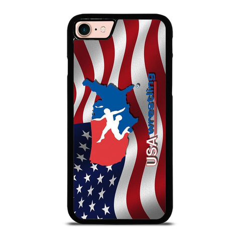 USA WRESTLING iPhone 8 Case Cover
