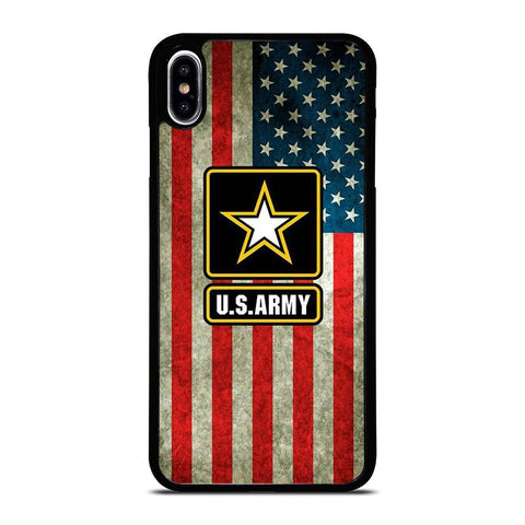 US ARMY LOGO iPhone XS Max Case Cover