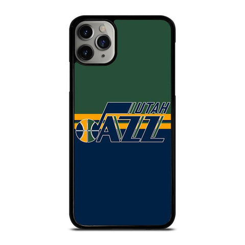 UTAH JAZZ LOGO-iphone-11-pro-max-case-cover
