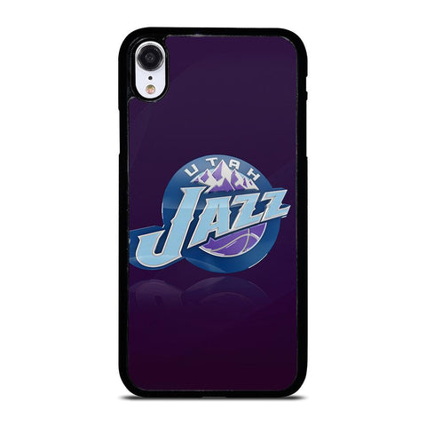 UTAH JAZZ BASKETBALL iPhone XR Case Cover