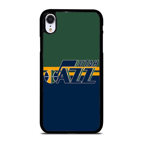 UTAH JAZZ LOGO iPhone XR Case Cover