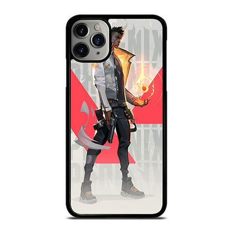 VALORANT RIOT GAMES PHOENIX iPhone 11 Pro Max Case Cover