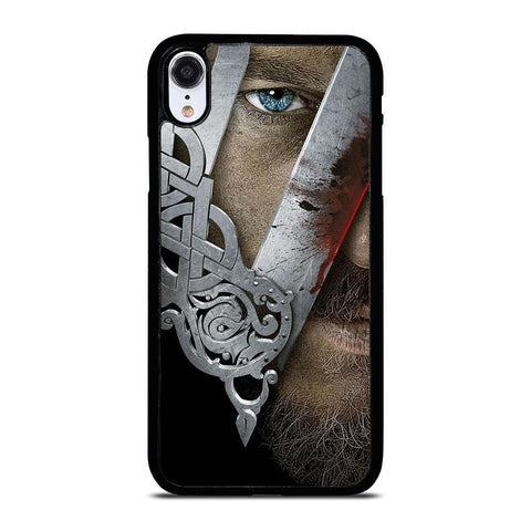 VIKINGS RAGNAR iPhone XR Case Cover