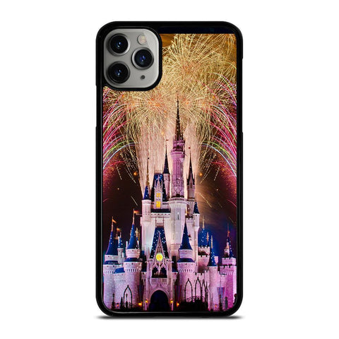 WALT DISNEY CASTLE-iphone-11-pro-max-case-cover