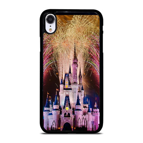 WALT DISNEY CASTLE iPhone XR Case Cover