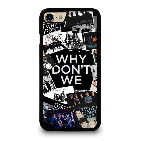 WHY DONT WE COLLAGE iPhone 7 Case Cover